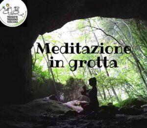 meditazione in grotta